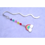 Enamel Rainbow Bookmark