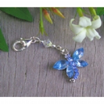Crystal Dragonfly Something Blue Charm