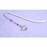 Crystal Crown Bookmark