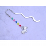 Rhinestone Scottie Dog Bookmark
