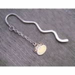 Enamel Monkey Bookmark