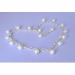 Freshwater Pearl Ankle Chain