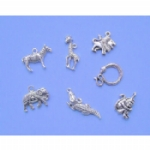 Jungle Animal Charm Collection