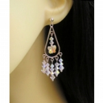 Kitoko Chandelier Earrings