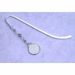 Lucky Sixpence Bookmark