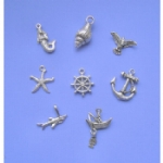 Ocean Charms Collection