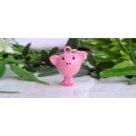 Piggie Jingle Bell Charms