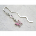 Crystal Poodle Bookmark