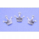 Pretty Princess Crown Charms