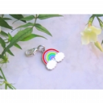 Enamel Rainbow Charms