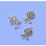 Rose Charms