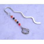 Vampire Teeth Bookmark