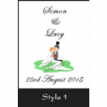 Togetherness Personalised Wedding Wine & Champagne Bottle Labels