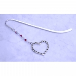 Twisted Heart Bookmark